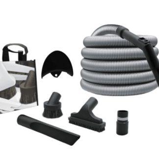 Accessoires garage aspirateur central